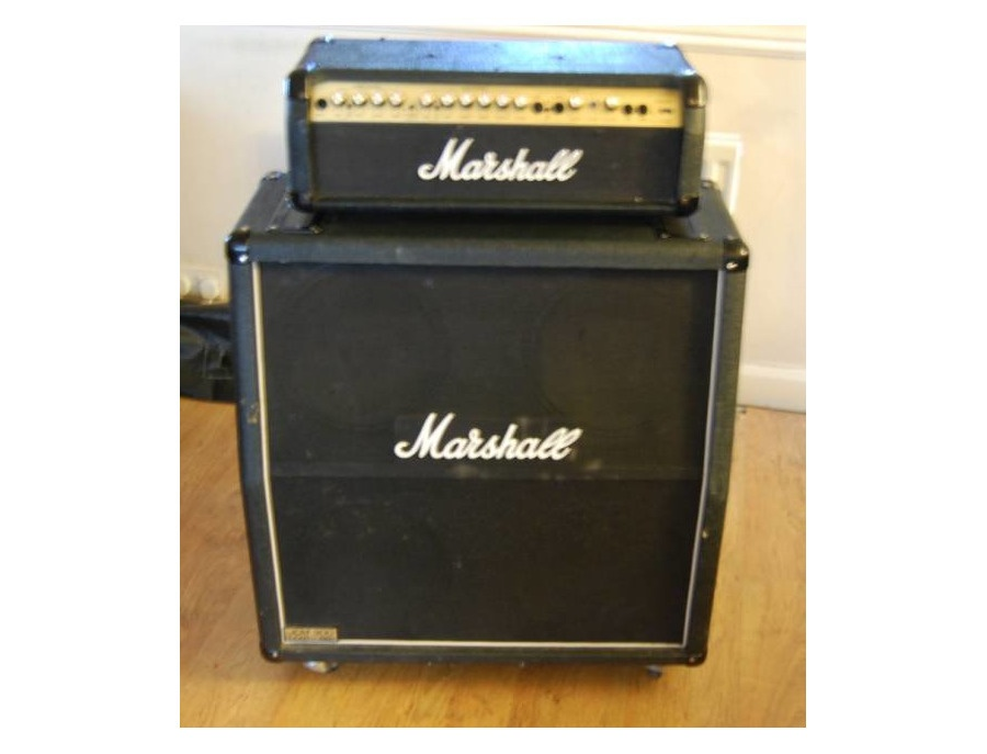 Marshall valvestate vs100 half stack xl