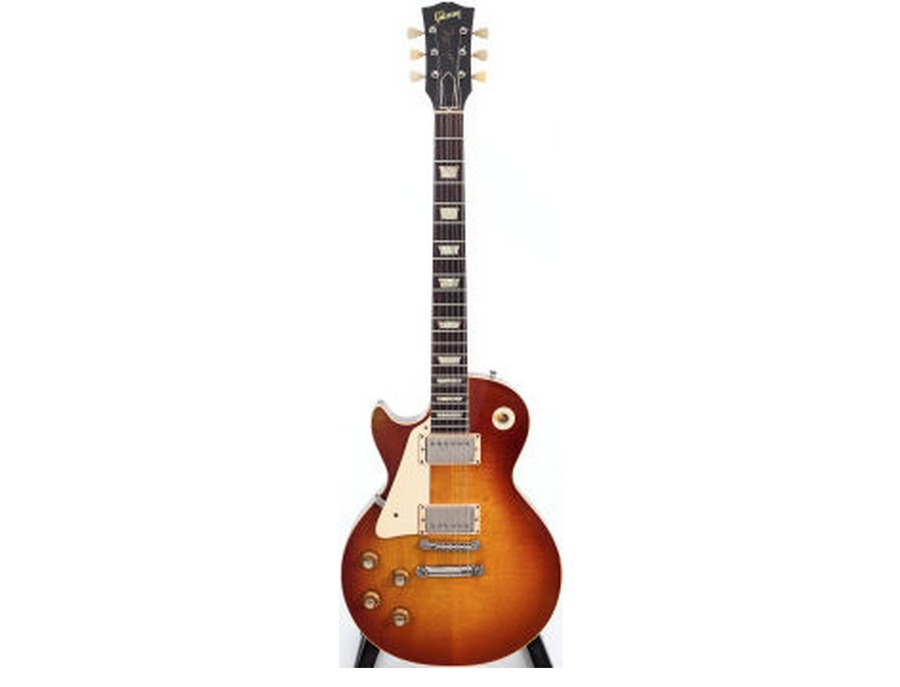 1960 Gibson Les Paul Standard Left Handed Solid Body
