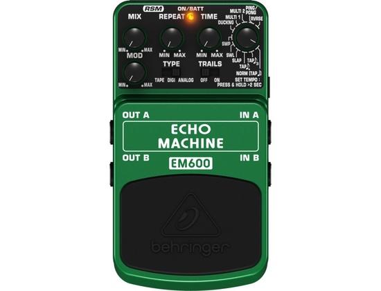 portable echo machine price