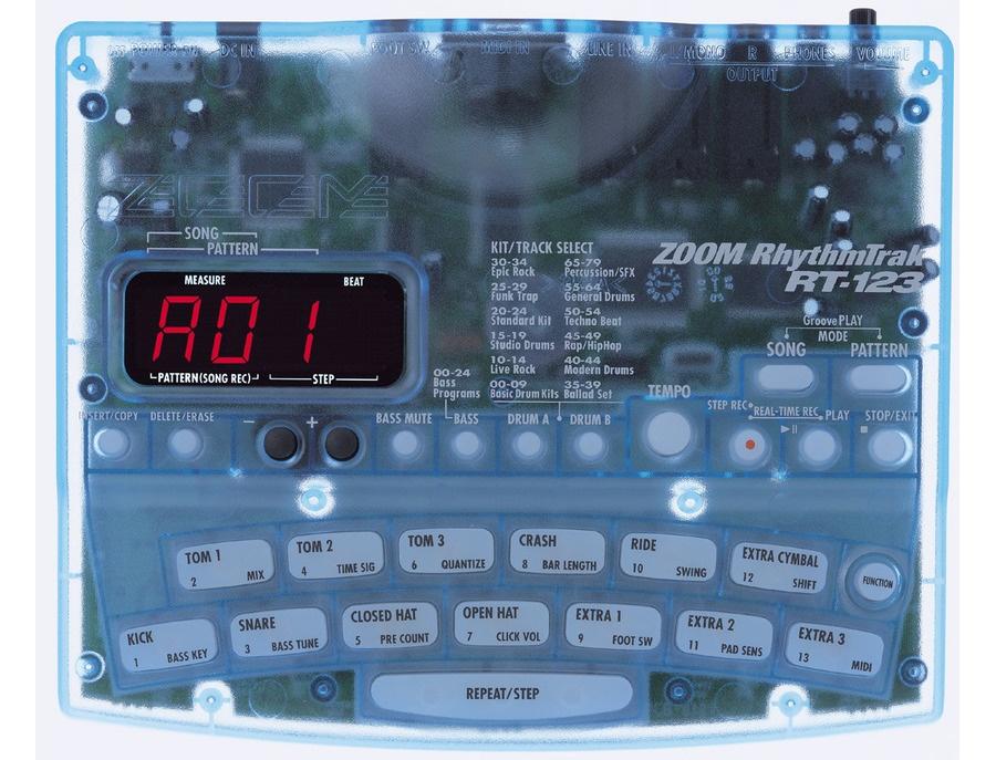 Zoom RhythmTrak RT-123