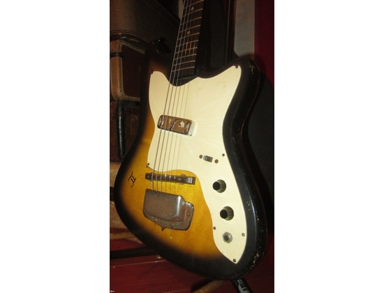 1963 Harmony Bobkat Electric Guitar