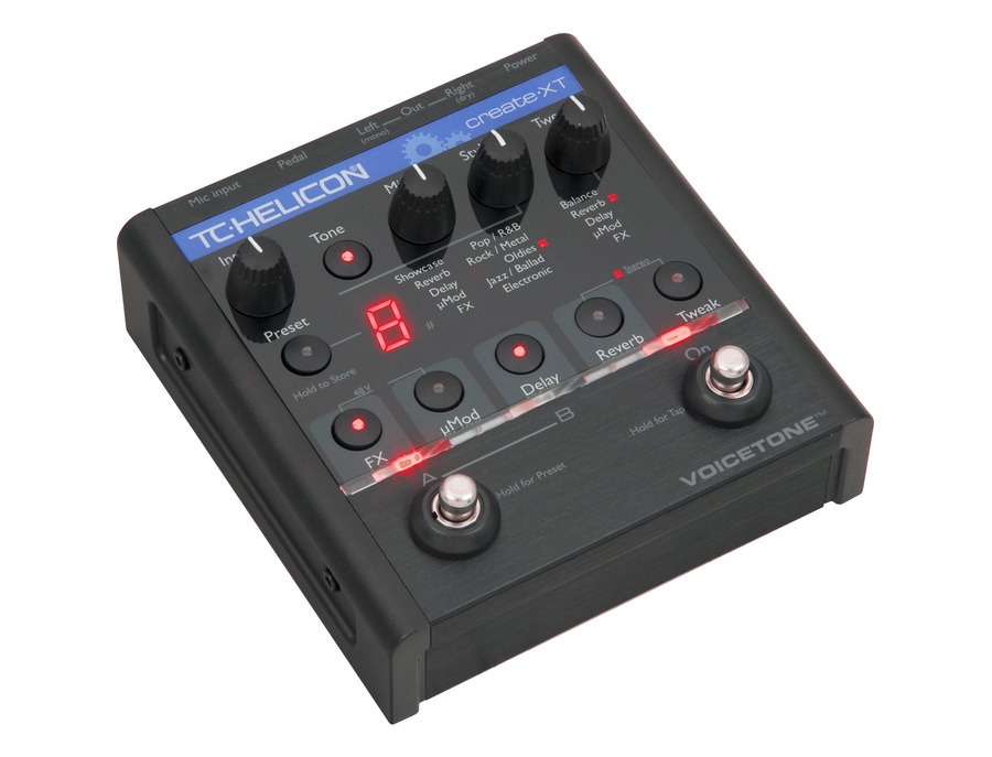 TC Helicon VoiceTone Create - XT