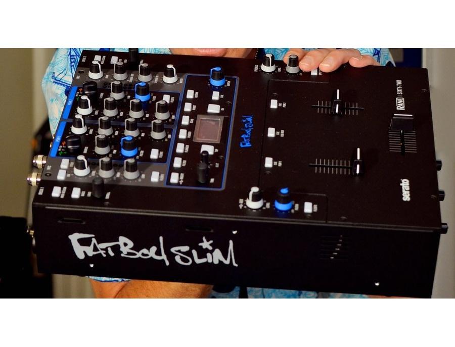 Rane 62 fatboy slim edition mixer xl