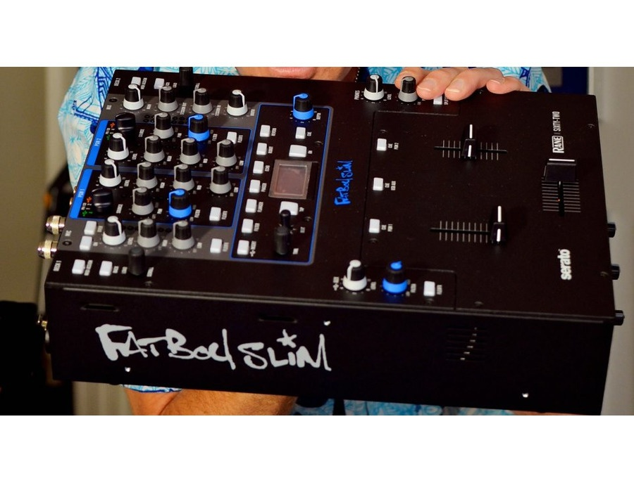 Rane 62 Fatboy Slim Edition Mixer