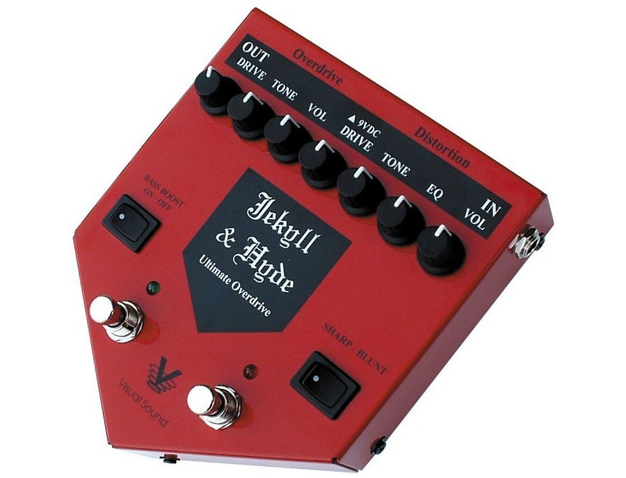 Visual sound jekyll hyde ultimate overdrive xl