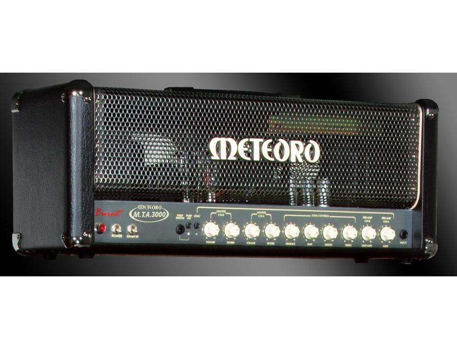 Meteoro MTA 3000 Burnt Amplifier Head