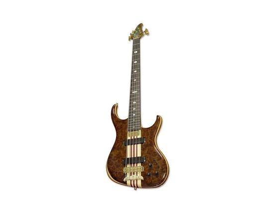 Alembic Spoiler Bass Burl
