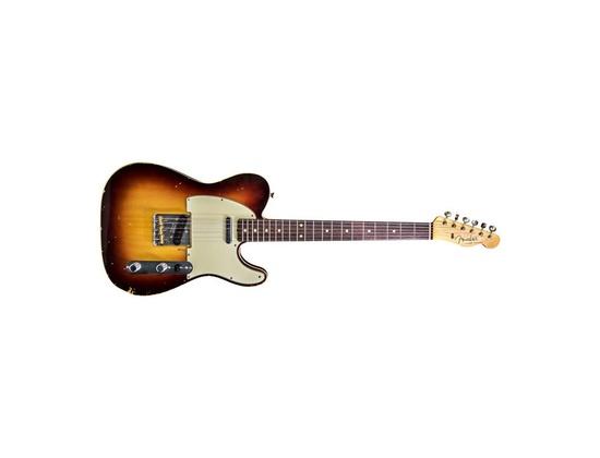 1963 Fender Telecaster Tobcacco Burst