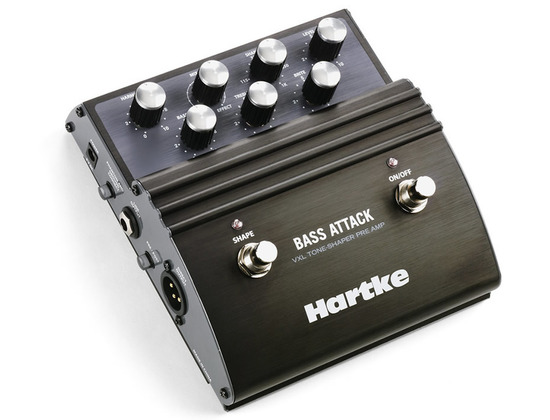 Hartke VXL Bass Attack Pedal
