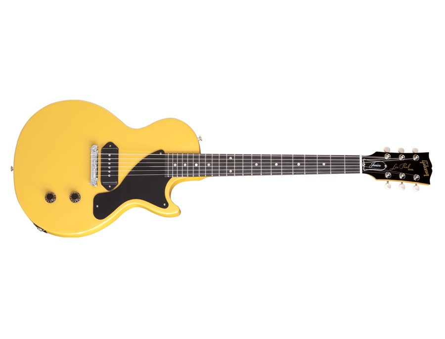 1957 Gibson Les Paul Junior Re-issue - Gloss Yellow