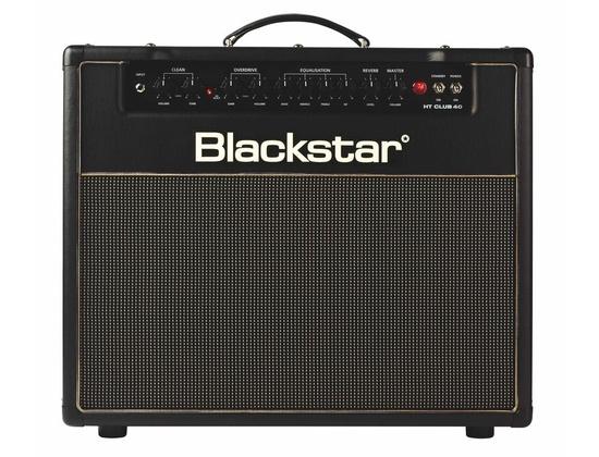 """Blackstar HT Club 40 1x12"""" 40-Watt Black Tube Combo"""