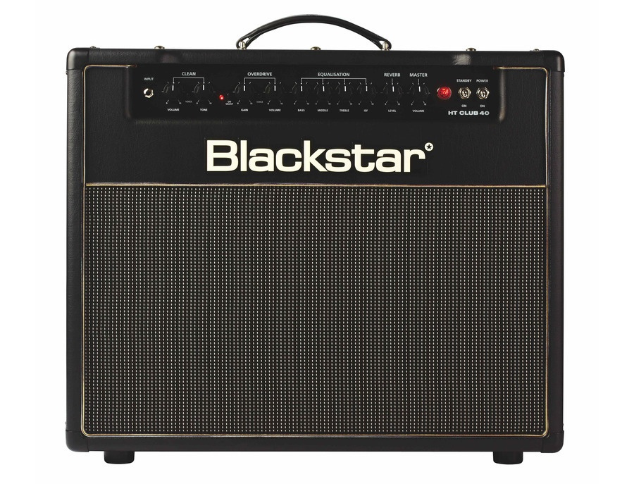 "Blackstar HT Club 40 1x12"" 40-Watt Black Tube Combo"