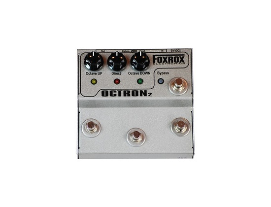 Foxrox Octron2 Octave Pedal