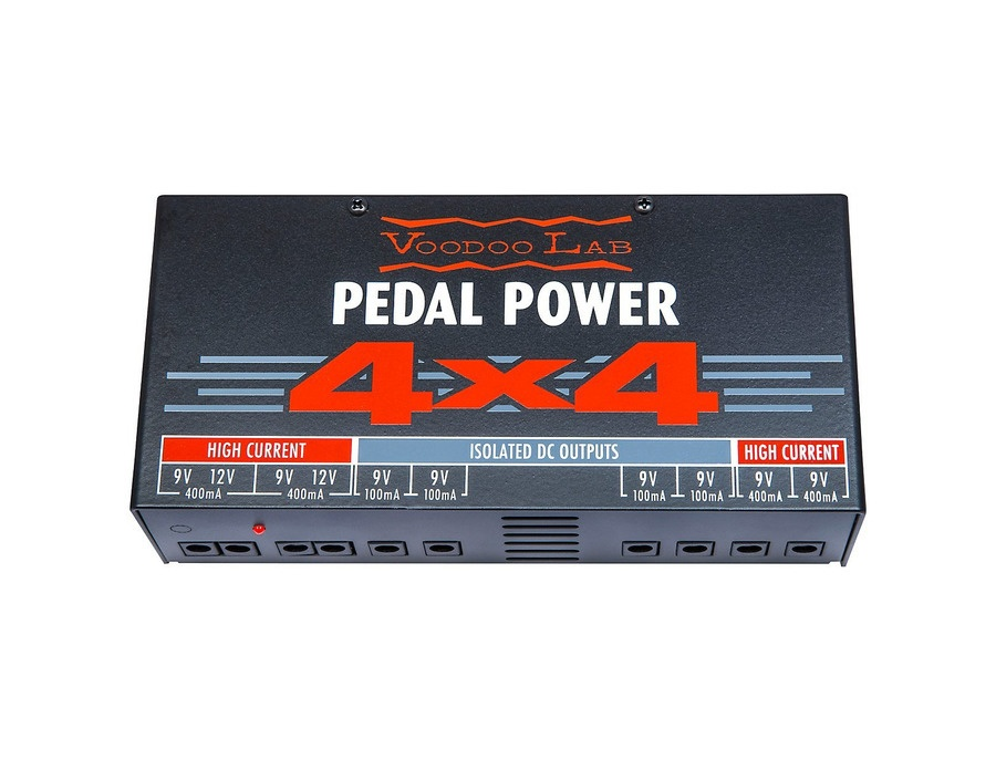 Voodoo lab pedal power 4x4 xl