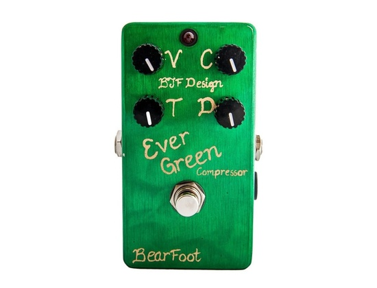 BearFoot FX Ever Green Compressor