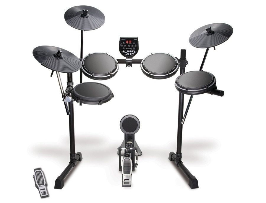 Alesis dm6 usb electronic drum set xl