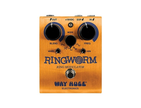 Way Huge Electronics Ringworm Ring Modulator