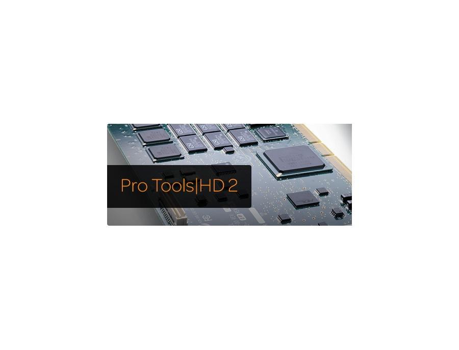 Avid Pro Tools HD 2
