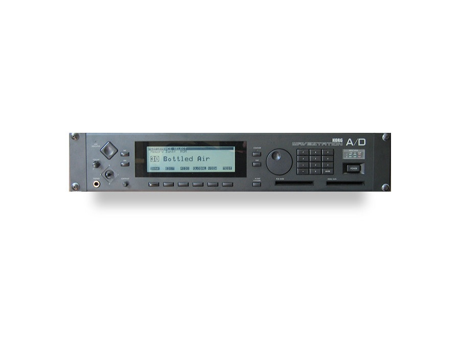 Korg Wavestation A/D
