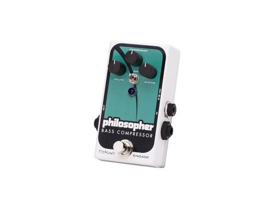 Pigtronix Philosopher Bass Compressor