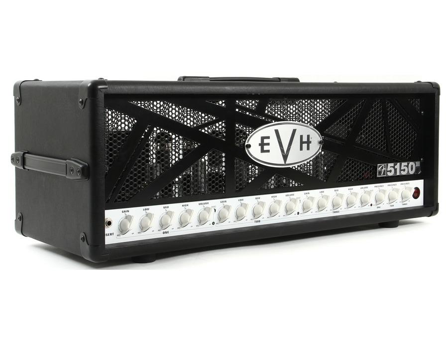 Evh 5150 iii 100 watt tube head xl