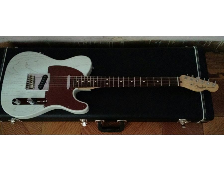 Fender FSR Telecaster american rustic ash
