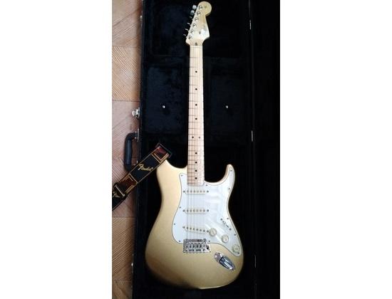Fender FSR American Standard Stratocaster Mystic Aztec Gold