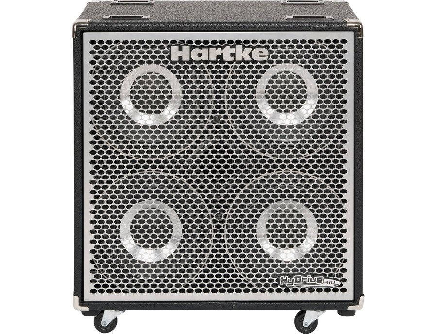 Hartke hydrive hx410 4x10 250 watt bass cabinet xl