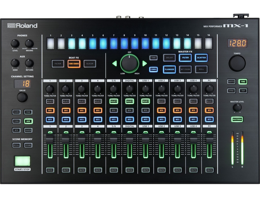 Roland aira mx 1 mix performer xl