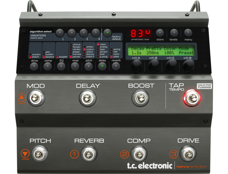 Tc electronic nova system xl