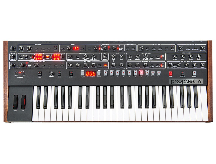 Dave smith instruments sequential prophet 6 xl