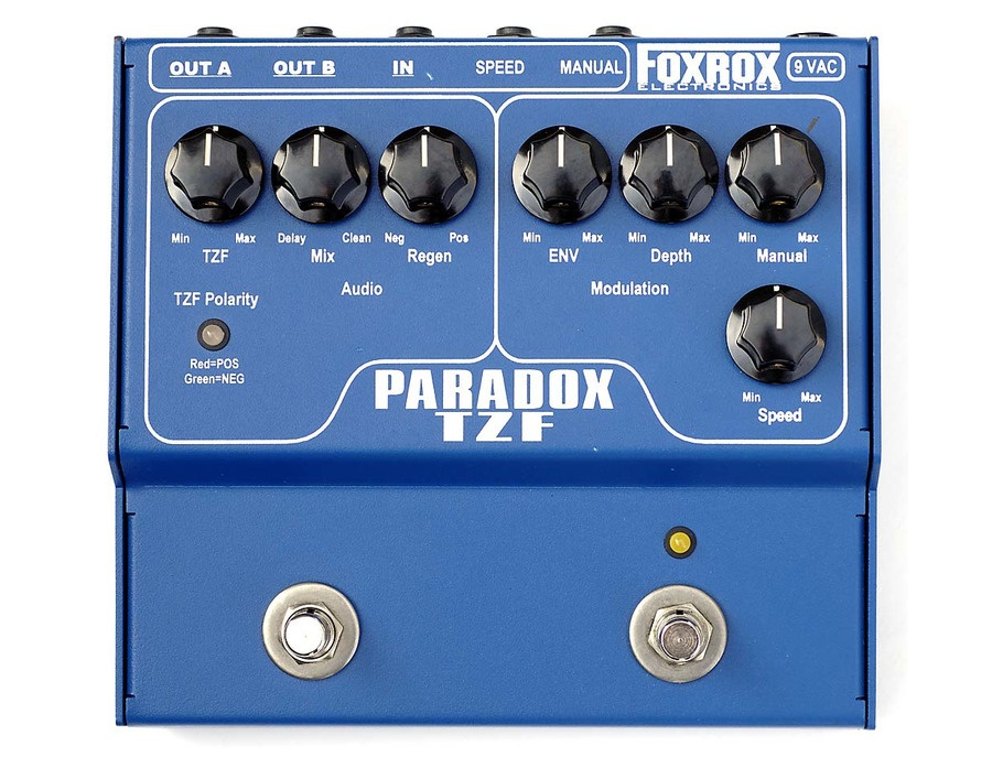 Foxrox Paradox TZF