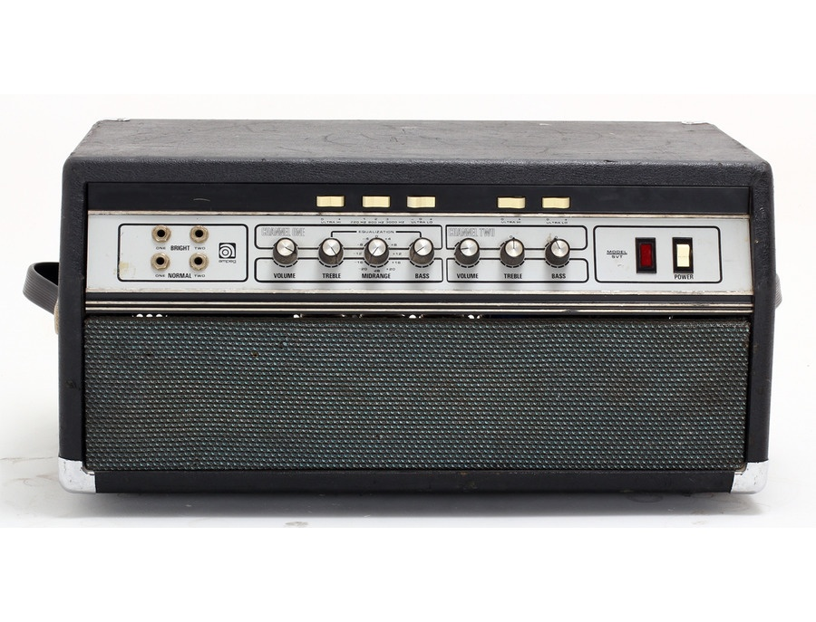 Ampeg svt vintage amplifier xl