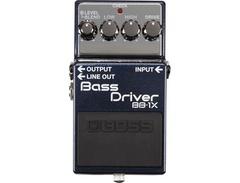 Boss bb 1x bass driver s