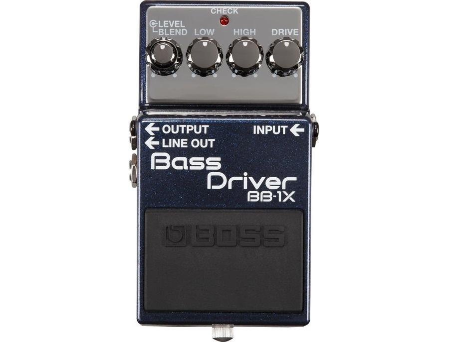 Boss bb 1x bass driver xl