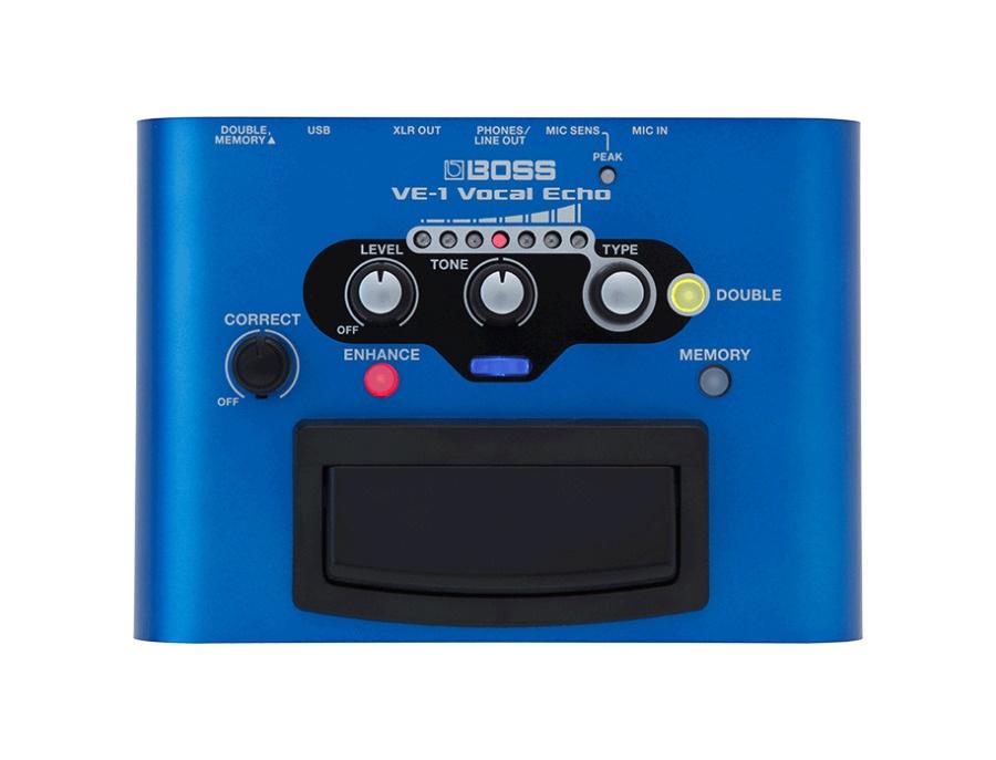 BOSS VE-1 Vocal Echo