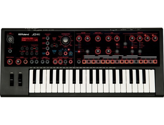 Roland JD-Xi Interactive Crossover Synthesizer