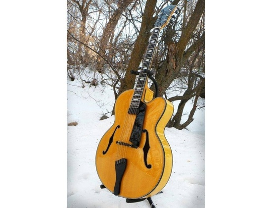Secrist Custom Archtop Guitar