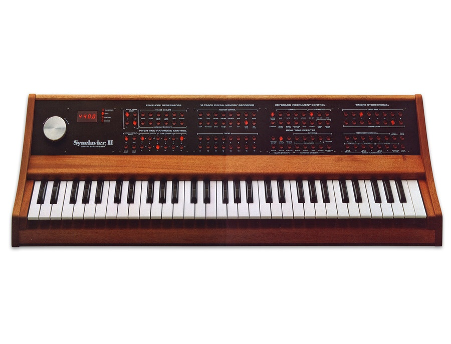 Ned synclavier ii xl