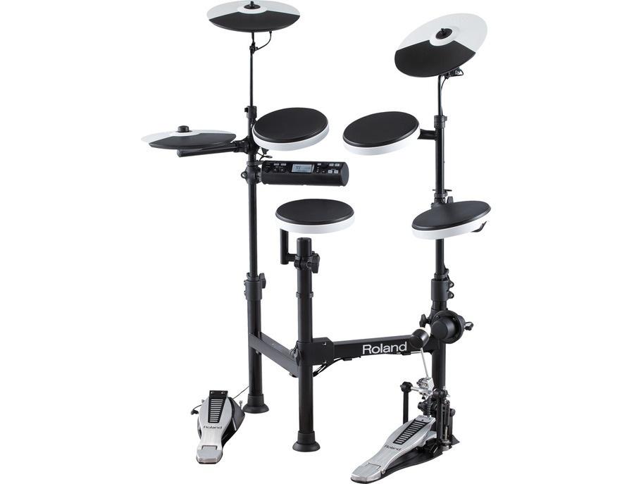 Roland td 4kp electronic drum set xl