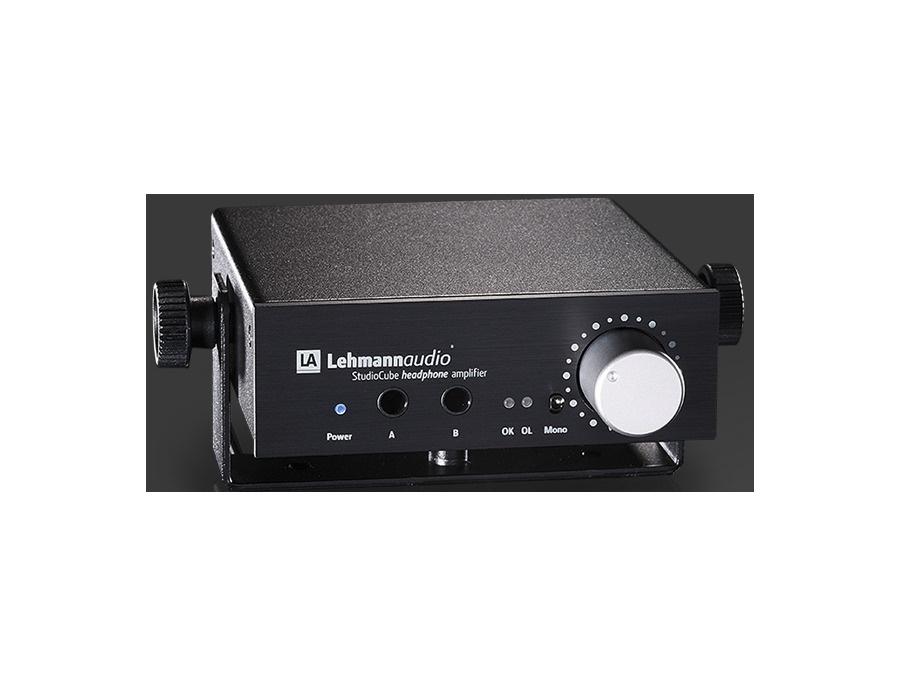 Lehmann Audio StudioCube Headphone Amplifier