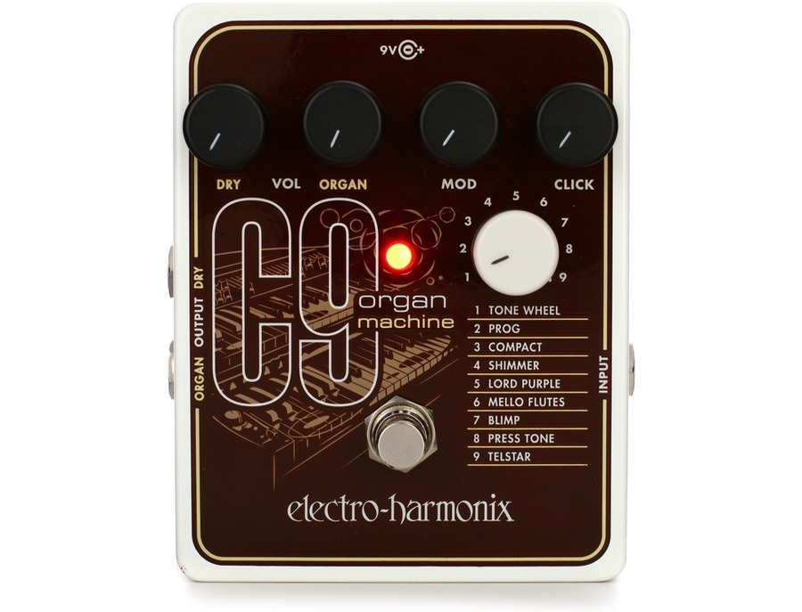 Electro harmonix c9 organ machine xl