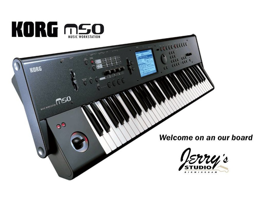 Korg M50 73-Key Music Workstation