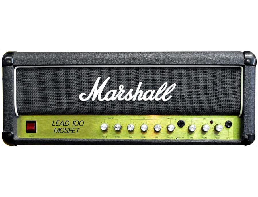 Marshall Lead 100 Mosfet