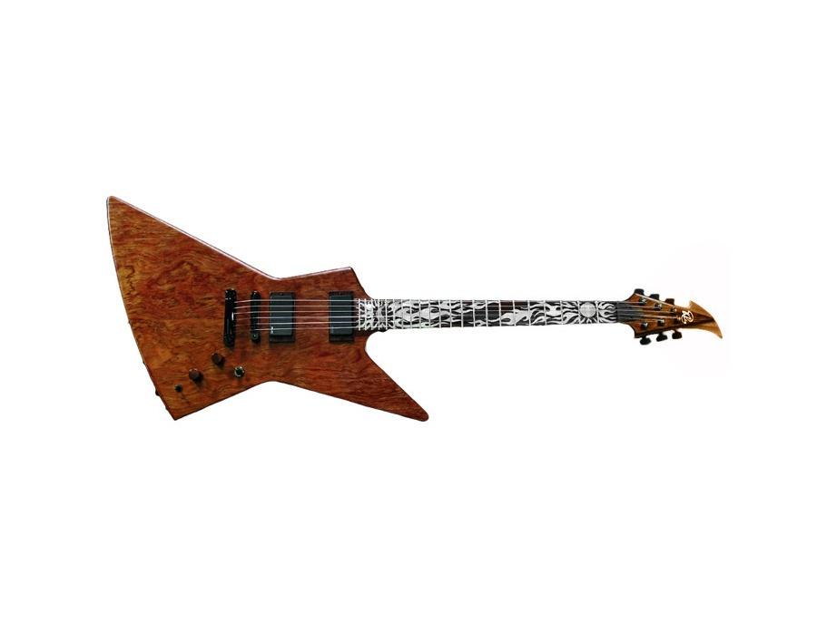 James Hetfield's Custom Gibson Ken Lawrence Explorer