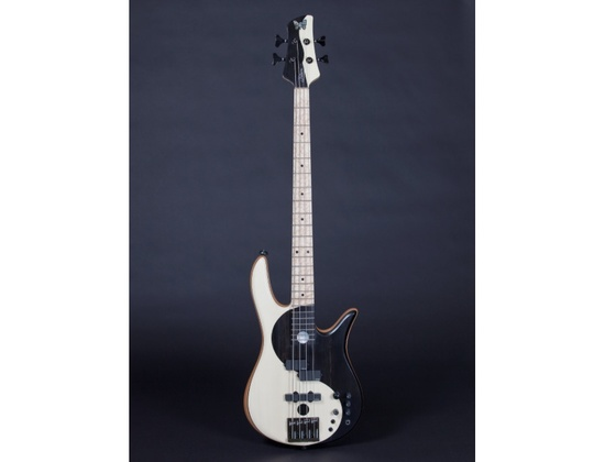 Fedora Yin-Yang Bass - Ebony and Holly