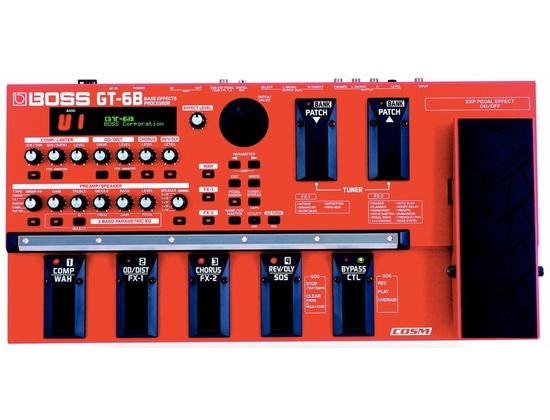 Boss GT-6B Bass Effects Processor