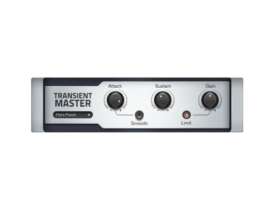 Native instruments transient master xl
