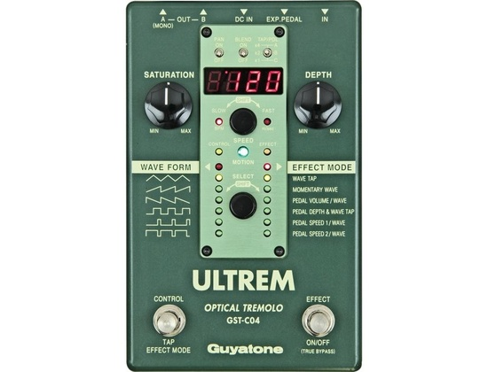 Guyatone Ultrem Optical Tremolo - GST-C04