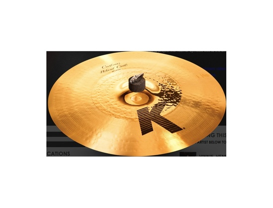"Zildjian 17""K Custom Hybrid Crash"